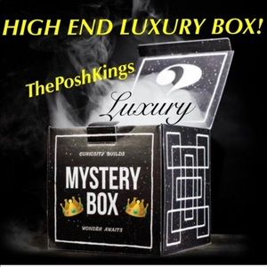 RESELLER LUXURY MYSTERY BOX EST ORIG VALUE $1500